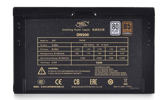 Блок питания Deepcool Nova DN 500W
