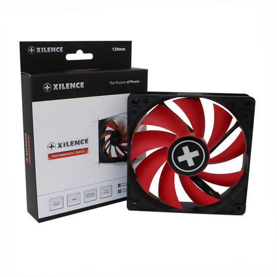 Вентилятор Xilence Case Fan XPF120