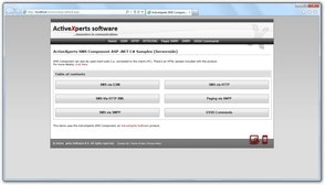 ActiveXperts Software ActiveXperts SMS Component (техподдержка), версия Standard на 2 года, AX004-0010 - MNT