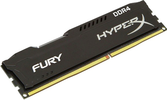 Оперативная память Kingston HyperX Fury HX424C15FB/16, RTL