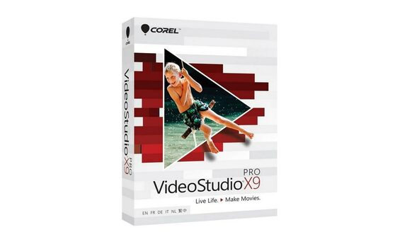 Corel VideoStudio Professional X9