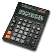 Калькулятор бухгалтерский Citizen SDC-444S черный 12-разрядный 2-е питание, MII, MU, A0234F, 00->0,SQRT аналог фото