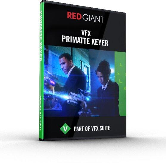 Red Giant Software Red Giant VFX Primatte Keyer 6 0 (академическая лицензия), VFX-PRIMATTE-A