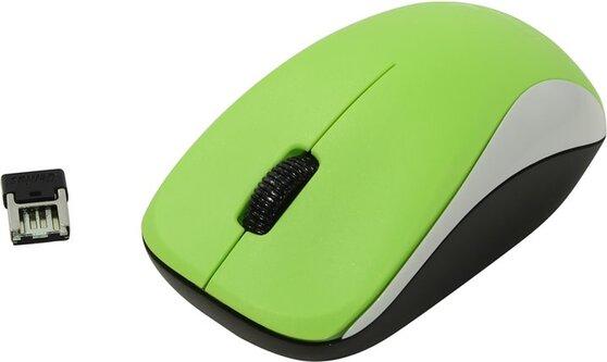 Мышь GENIUS NX 7000 31030109111, цвет зеленый