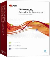 Trend Micro, Inc. Trend Micro Security for Mac (Additional Standalone License for 1 Year)