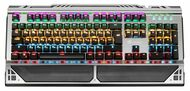 Клавиатура Oklick KB 980G HUMMER 980G, цвет серый