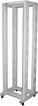 Стойка TWT (TWT-RACK2-42U-6x10) двухрамная 42U. 600x1000. серая (плохая упаковка)