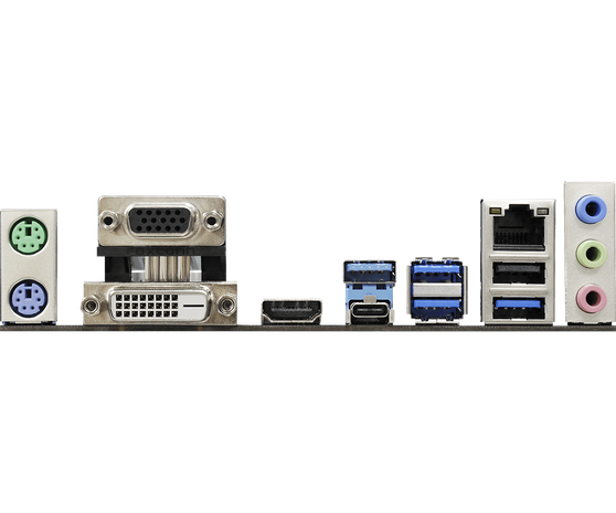 Материнская плата ASRock LGA1151 Intel Z370 Z370M PRO4
