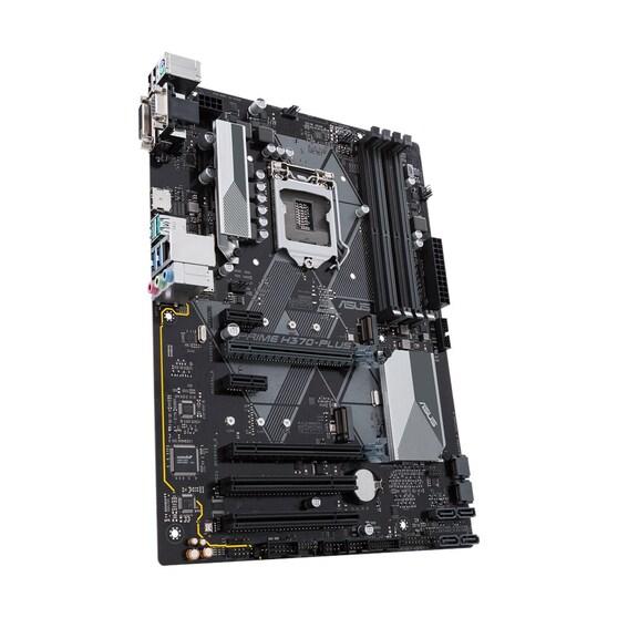 Материнская плата ASUS Intel H370 PRIME H370-PLUS
