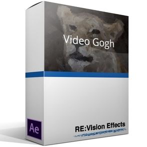 RE:Vision Effects, Inc. Video Gogh v3 (обновление лицензии GUI), с версии pre-v3 до версии v3, floating GUI, VG3UFF