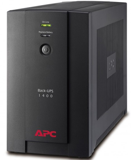 ИБП APC Back-UPS  1400VA (BX1400UI)