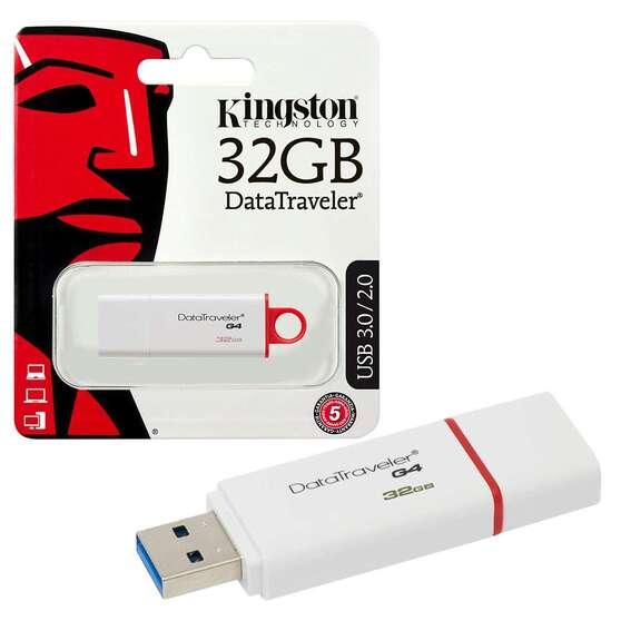 Флешка Kingston DataTraveler G4 32GB