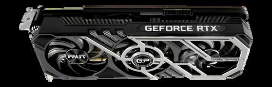 Видеокарта Palit GeForce RTX 3080 10 ΓБ Retail