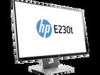 Монитор HP Inc. E230t 23.0-inch серебристый фото