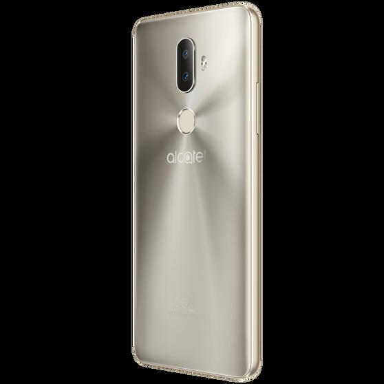 Смартфон ALCATEL 3V  5099D 16 ГБ золотистый
