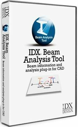 IMSI/Design IDX Beam Analysis Tool