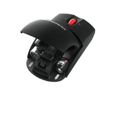 Мышь LENOVO 0A36407, цвет черный