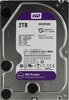 Жесткий диск  Western Digital 3.5 HDD  2TB 5.4K SATA3