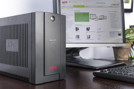 ИБП APC Back-UPS RS 500VA (BX500CI)