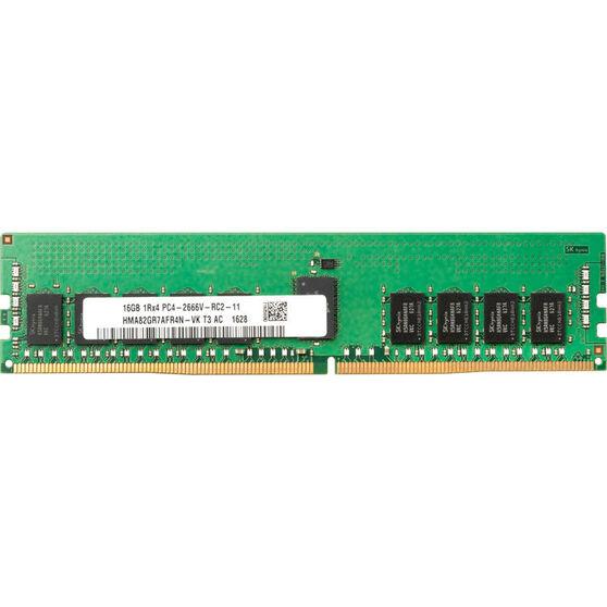 Оперативная память HP Inc. Cartridge  16GB, 3PL82AA, RTL