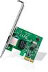 TP-Link Сетевой адаптер TG-3468, интерфейс PCI Express, 1000 Мбит/с, чипсет Realtek фото