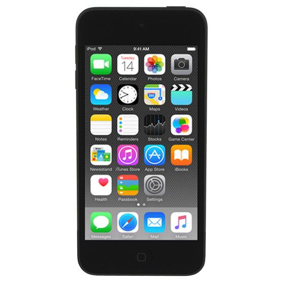 Аудиоплеер Apple iPod touch 32 GB MKJ02RU/A, серый