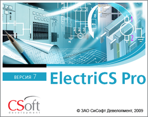 CSoft ElectriCS Professional 7.2