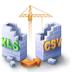 WhiteTown XLS (Excel) to CSV Converter