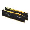 Оперативная память Kingston HyperX Fury RGB 16GB, HX436C17FB3AK2/16