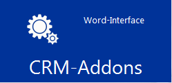 Word-Interface for Microsoft Dynamics Crm Enterprise-Version Software Assurance (after 3rd Year)