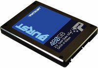 Внутренний SSD Patriot SATA III 480Gb
