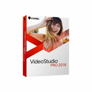 Corel Corporation Corel VideoStudio Professional 2018 (лицензия ESD), Цена за 1 лицензию Ultimate, ESDVS2018ULML