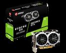 Видеокарта MSI GeForce GTX 1650 4 ΓБ Retail LHR