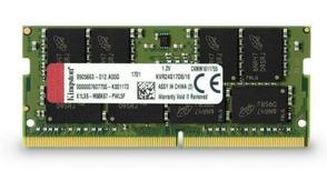Оперативная память Kingston Laptop DDR4 2400МГц 16GB, KVR24S17D8/16
