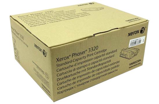 Фото товара Phaser 3320, тонер-картридж стандартной емкости