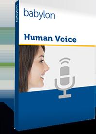 Babylon Human Voice