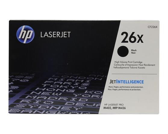 Картридж черный HP Inc. CF226XC