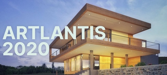 Graphisoft Artlantis (лицензия 2020), локальная версия, RAT+2020_RUS-CNS_