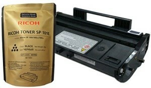 Картридж Ricoh SP 110E, 407442