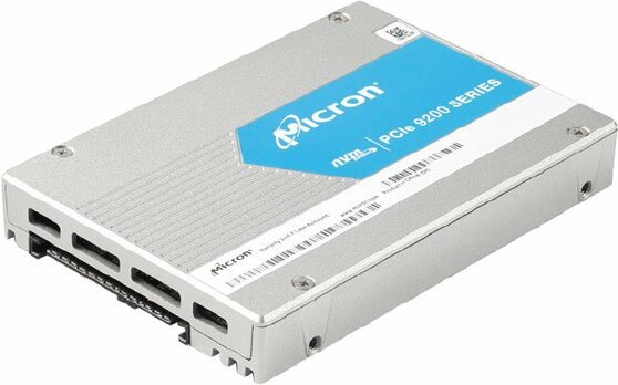 Внутренний SSD Crucial Micron 9200PRO 7.68TB