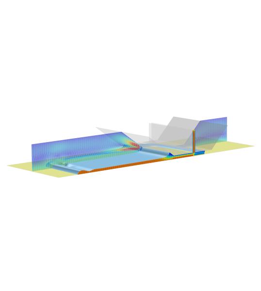 Модуль «Гидродинамика полимеров» для программы COMSOL Multiphysics®