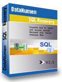 DataNumen SQL Recovery 2.5