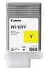 Картридж желтый Canon PFI-107, 6708B001
