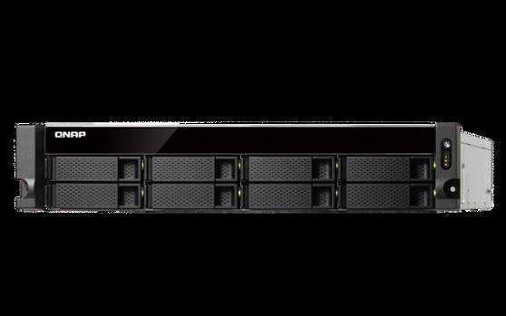Сетевые хранилища (NAS) QNAP TS-853BU