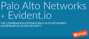 Palo Alto Networks Evident Public Cloud
