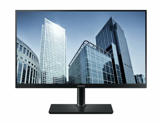 Монитор Samsung S_H850QFI 26.9'' черный