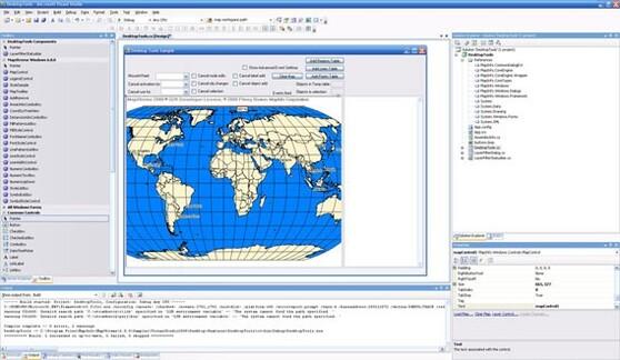 Pitney Bowes Software Inc. MapXtreme 9 (лицензии), SDK