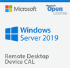 Microsoft Windows Remote Desktop Services CAL 2019. Лицензия OpenLicensePack - Single OLP NL Device, 6VC-03747