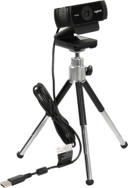Вебкамера Logitech HD Pro Webcam C922