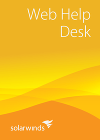 SolarWinds Web Help Desk 12